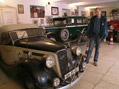 Soukromá muzea Muzeum auto Praga