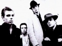 The Clash, zleva Paul Simonon, Mick Jones, Nicky &quot;Topper&quot; Headon, Joe Strummer, pelom 70. - 80. let